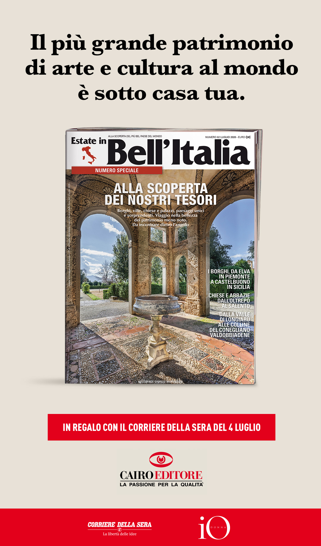 Estate in Bell'Italia