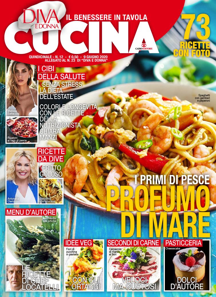 Diva Cucina N 12 9 Giugno 2020 Cairoeditore