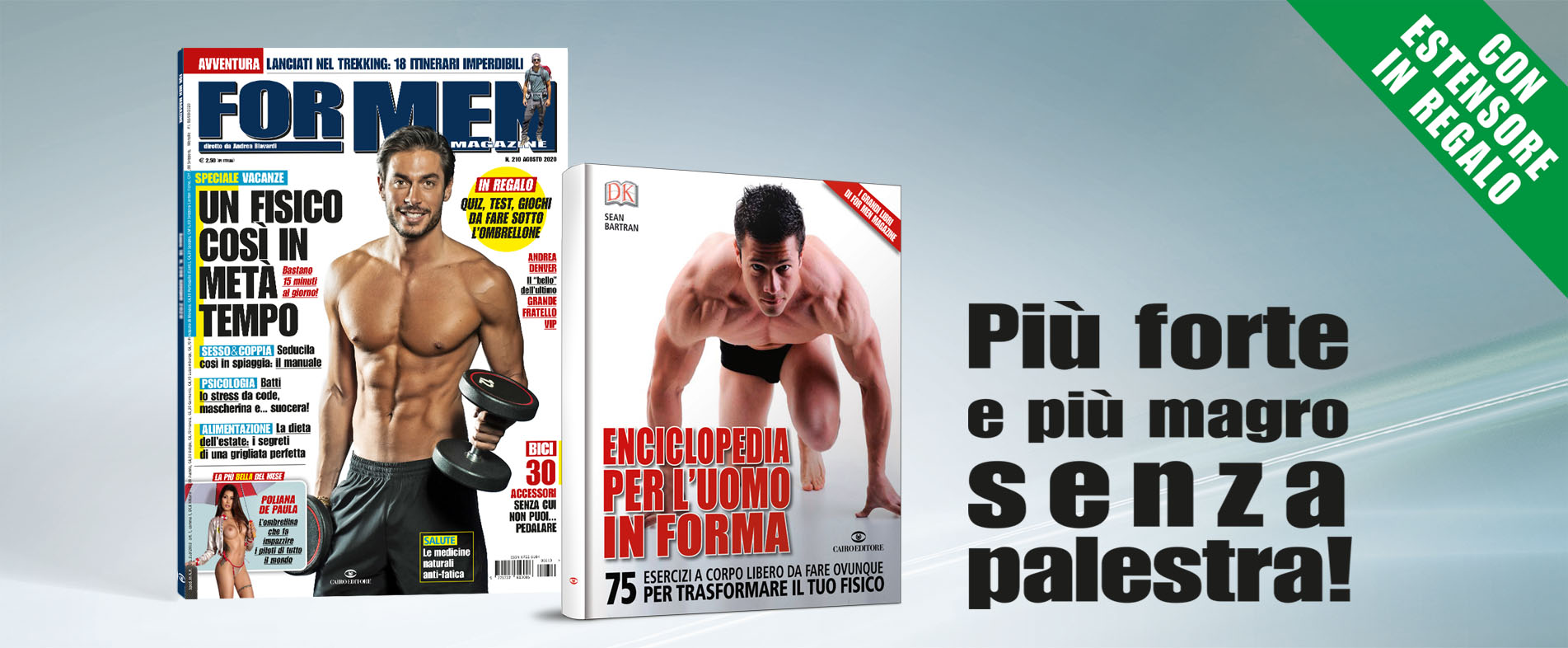 Enciclopedia per l'uomo in forma - I volume