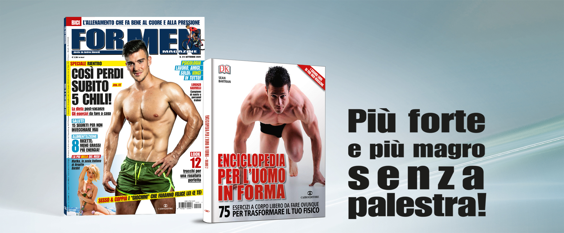 Enciclopedia per l'uomo in forma - II volume